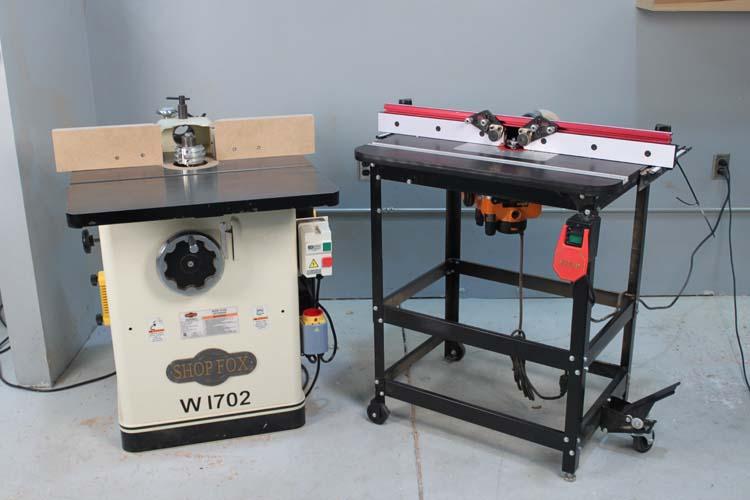 So sánh máy phay bàn và máy Tupi